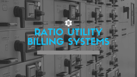 Ratio Utility Billing System