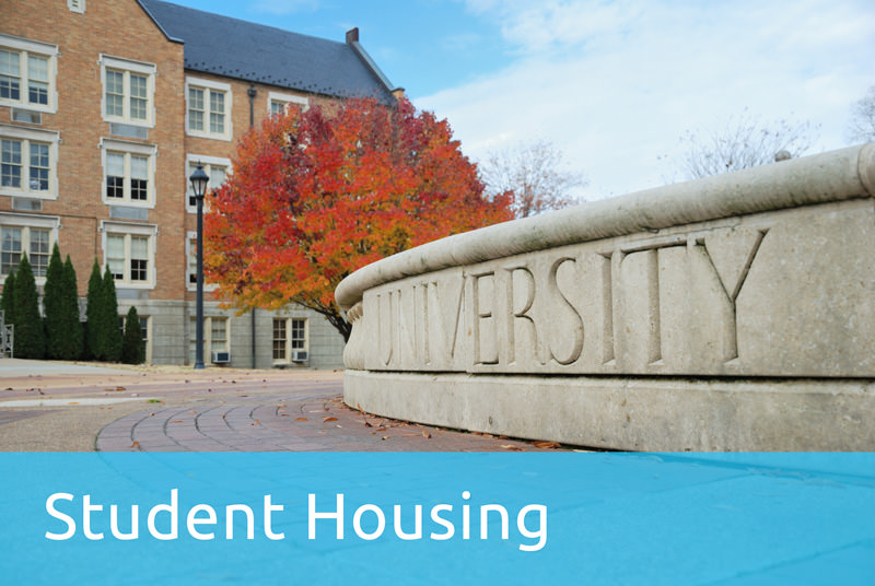 Student Housing - Property Management Solutions