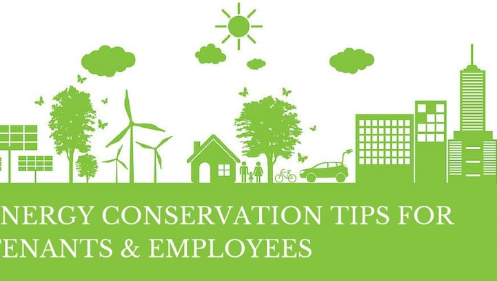 Energy Conservation Tips for Tenants & Employees
