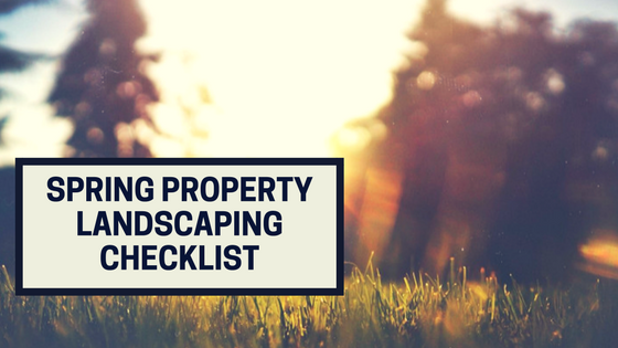 Spring: Property Checklist For Community Managers
